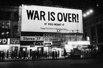 Happy Xmas「war is over」